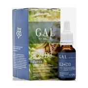 GAL D3+K2 forte 20 ml