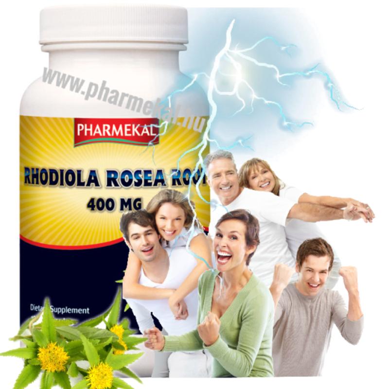 Pharmekal rózsagyökér kapszula