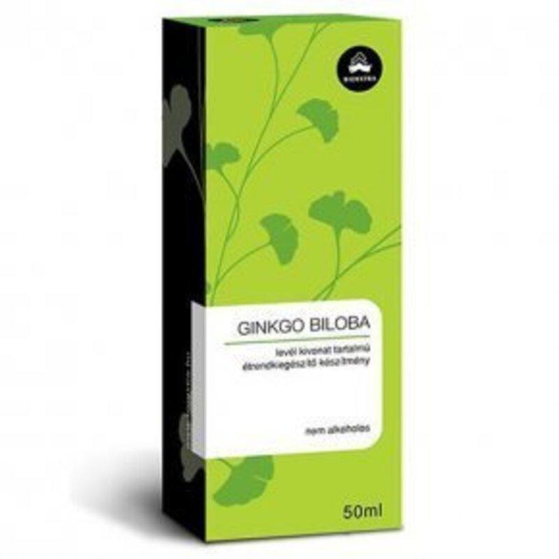 bioextra gingko biloba kivonat 50 ml