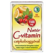 Dr.Chen C-vitamin 1500 mg csipkebogyóval 60 db