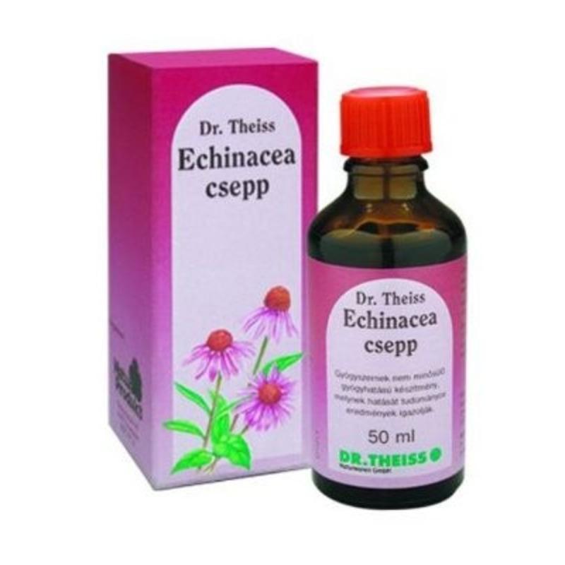 Dr.Theiss echinacea csepp 50 ml