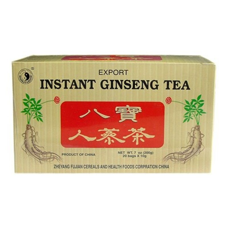 dr.chen ginseng intsant tea (20 db)